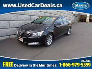 2015 Buick LaCrosse CXL Htd Lthr Fully Equipped Alloys