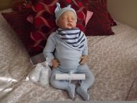 New Born Baby Boy Doll