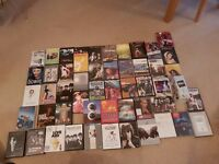Collection of 52 Music DVDs