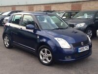 2005REG SUZUKI SWIFT//HPI CLEAR//5DOOR