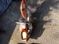 Stihl ts400 disc cutter saw