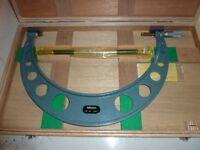 micrometers, verniers,large selection, dial gauges, clinometers.