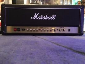Marshall DSL100H 100 Watt Head - Reduced to £400 for quick sale