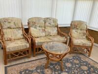Conservatory Furniture with table