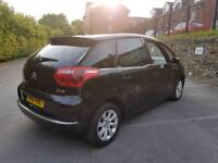 Citroen c4 picasso exclusive 2010 1.6 hdi semi auto spares or repairs swap or sell