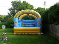 20ft x 20ft bouncy castle
