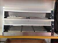 Double Deck Chicken Heated Display / Fried Chicken / Restaurant / Fast Food