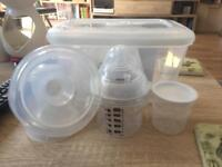 Brand new never used tommee tippee manual breast pump