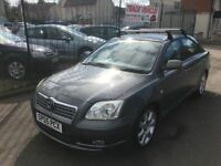 2005 Toyota Avensis 1.8 vvt-i T3X only 62k immaculate