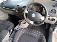 Volkswagen, BEETLE, Hatchback, 2002, Other, 1596 (cc), 3 doors