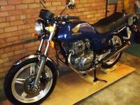1980 HONDA 250 CB (SUPERDREAM)