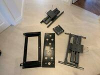 TV wall brackets and TV stands - new and used in very good condition