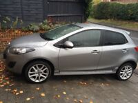 Mazda 2, 5 door hatchback in good condition. Full service history. Taxed and recent MOT (Sept).