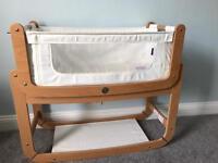 Fantastic SnuzPod2 Bedside Crib 3 in 1 Natural
