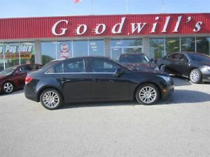 2012 Chevrolet Cruze ECO! 6 SPEED!