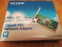 TP-Link Gigabit Network Adapter TG-3269