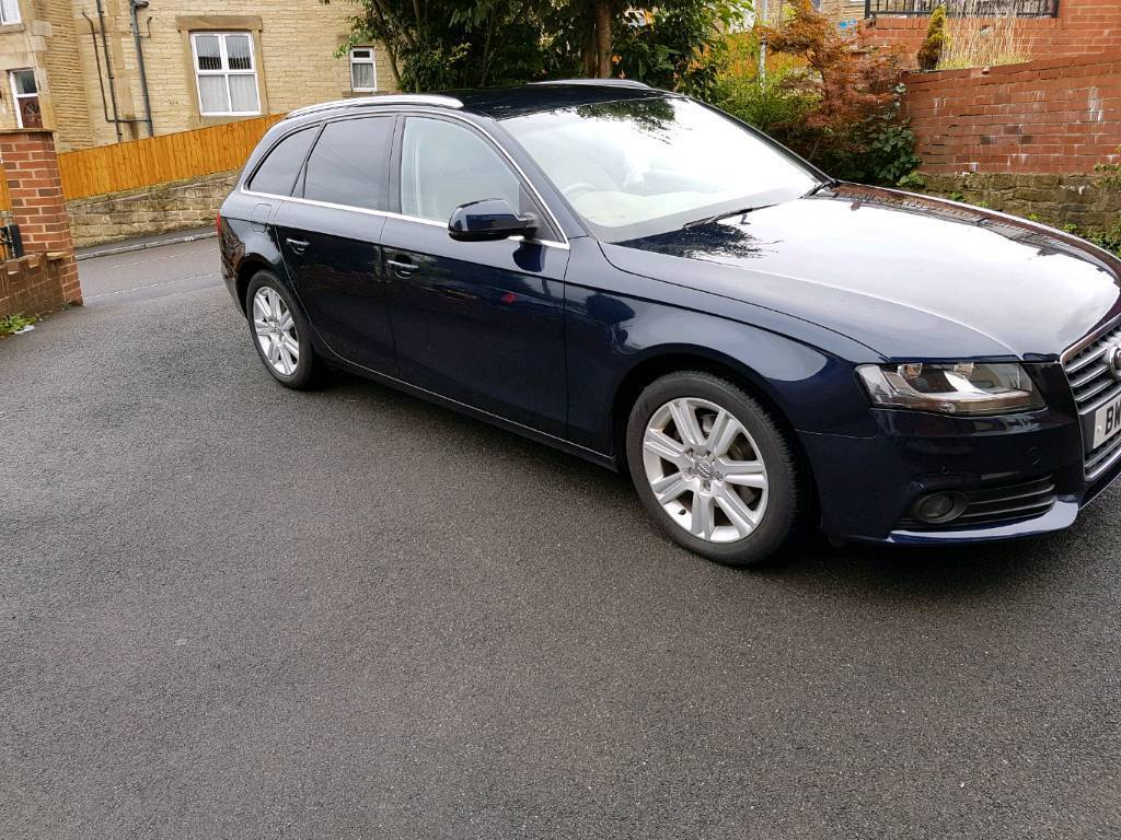 2011 audi a4 avant 1 9 tdi technik in batley west. Black Bedroom Furniture Sets. Home Design Ideas