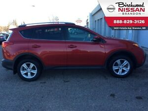 2013 Toyota RAV4 XLE AWD Back Up Camera