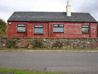 FOR RENT £630.00 -2 Bed Partially Furnished Detached Bungalow - Gallanach, Oban, Argyll, PA34 4QH