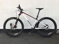 Saracen Mantra Carbon Trail Cross Country Mountain Bike 18″