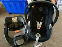Cybex carseat n base