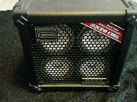 Roland micro cube bass rx guitar amplifier
