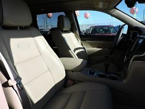 2015 Jeep Grand Cherokee OVERLAND, CRUISE ADAPTATIF, TOIT PANO,  West Island Greater Montréal image 17