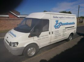 2002 Ford Transit LWB. Good condition for year. 140000 Miles