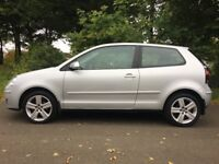 2006 Volkswagen Polo1.4 3dr FSH by VW (7 stamps) & LOW MILES 82,000 Manual DIESEL
