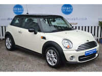 MINI HATCHABCK Can't get car finance? Bad credit, unemployed? We can help!