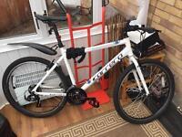 Men's Carrera Parva Hybrid Bike