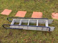 Loft ladder - 11 foot