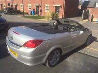 hi for sale Vauxhall Astra convertible 07 plat hip clear only 2 owner from new Nice looking car