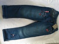 Next girls jeans 2-3