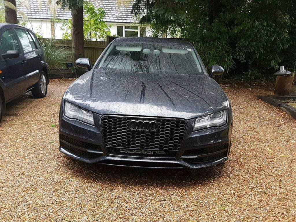 Audi A7 Rs7 Grill 50 Images Consultation
