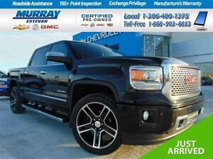 2015 GMC Sierra 1500 Denali Crew *6.2L *Roof *22 Alloys *All Pr.