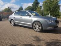 Skoda Superb 2.0 TDI DSG - Huge spec