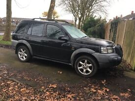 Land Rover Freelander Automatic, excellent drive!