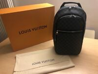 Louis Vuitton Micheal Backpack - Damier Graphite