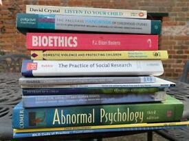 University Teaching Reference Books