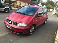 Seat Alhambra 1.9tdi 2006 7 seater automatic NO OFFERS