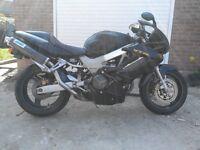 Honda Firestorm 1998 for sale