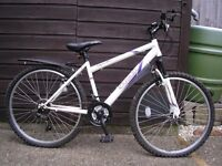 Girls/Ladies Mountain Bike in Excellent condition