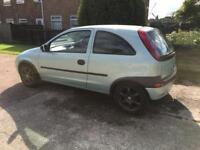 Vauxhall Corsa 2001 £300.00