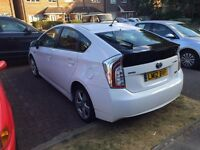 GOOD NEWS FOR TAXI DRIVERS!! PCO registered Toyota Prius cars available for IMMEDIATE hire!!