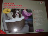 Pet Dog Booster Seat Bed