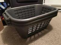 Three Addis Washing baskets / Laundry baskets