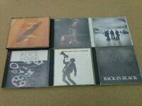 Music cd x 5