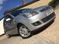 2006 Ford Fiesta Ghia 1.4 Petrol, Full Service History, 5 Drs In Good Condition With Full MOT.