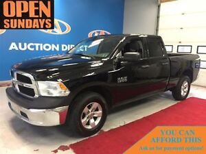 2013 Ram 1500 4X4! ALLOYS! QUAD CAB! NEW TIRES!